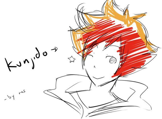 File:Kunjido-kun's Fun Gift Art by Ras.jpg