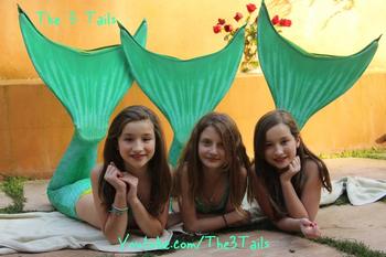 The 3 Tails Youtube Mermaid Shows Wiki Fandom Powered By Wikia
