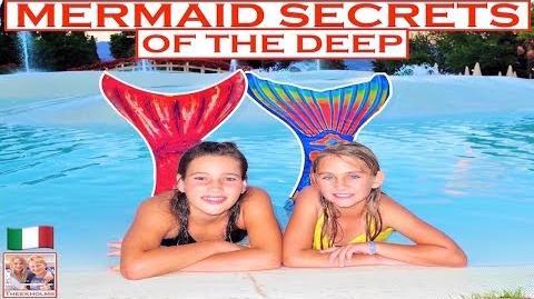 Mermaid Secrets of The Deep - S9E2 - REAL MERMAIDS 🇮🇹