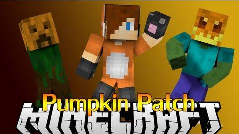 Minecraft Resource Pack Review Pumpkin Patch!