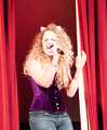 Carrie Hope Fletcher Corset sing