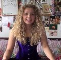 Carrie Hope Fletcher Corset