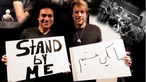 "Don Was - ""Stand by Me"" - Andy, Jon Bon Jovi, Richie Sambora & Friends"