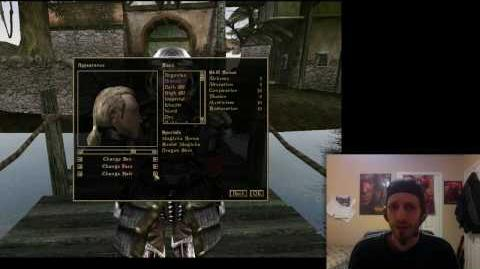 HD - Lets play Morrowind 001