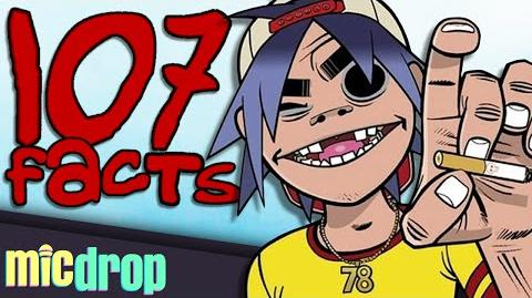 107 Gorillaz Music Facts YOU Should Know (Ep
