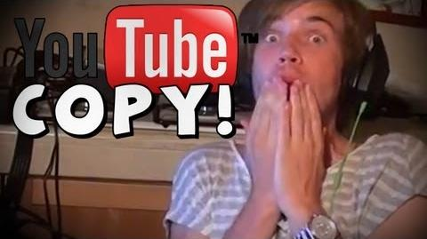 YOUTUBE COPYING!