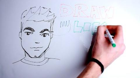 DRAW MY LIFE! Jim Chapman
