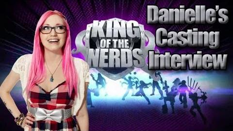 King of the Nerds Casting Interview (Panser)