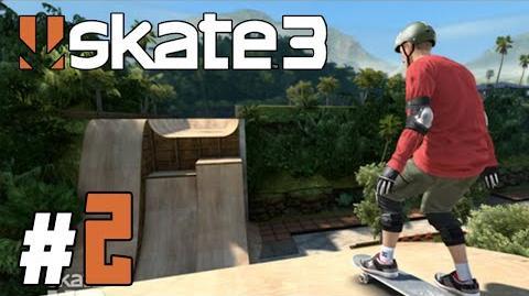 Skate 3 Spot Battles! ( 2)