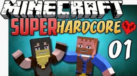 NEW! Minecraft Super Hardcore DUMBER IS DEAF
