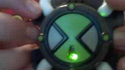 Ben 10 Electronic Omnitrix Review