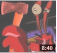 Mr. Krabs' Unquenchable Blood Lust