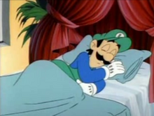 Luigisleeps
