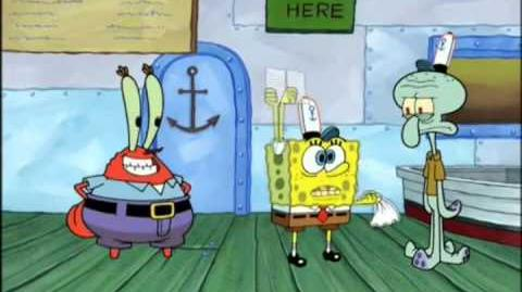 "Spongebob ""Money money money money money"""