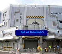 Eat at Grimlock's