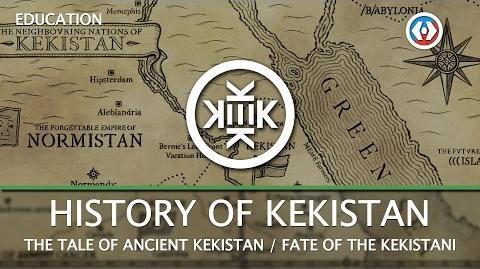 REAL History of Ancient Kekistan
