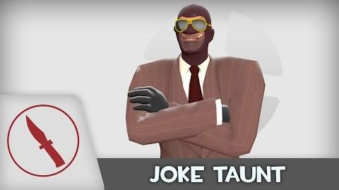 Joke Taunt Demonstration Ultimate Insult