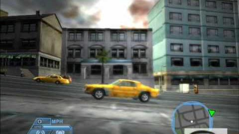 TRANSFORMERS THE GAME - Gameplay video