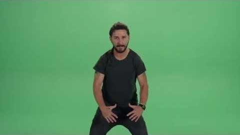 "Shia LaBeouf delivers the most intense motivational speech of all-time - ""Just Do It"" Video"