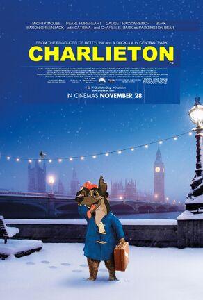 Charlieton UK Poster