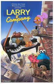 Larry and Company Poster