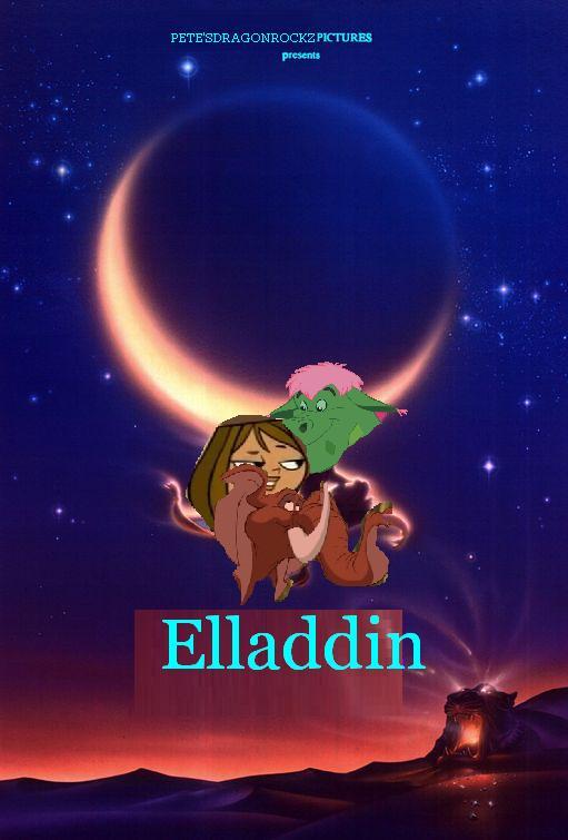 Elladdin Poster