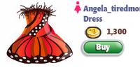 Angela tiredmom Dress