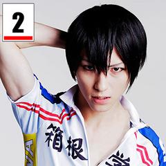 <center>Suzuki Hiroki as Arakita Yasutomo.</center>