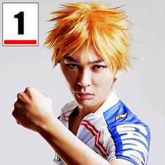 <center>Kobayashi Katsuya as Fukutomi Juichi.</center>