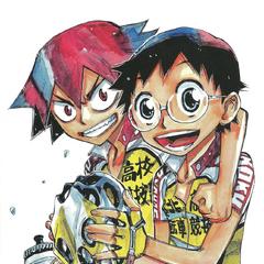 Onoda with Naruko.