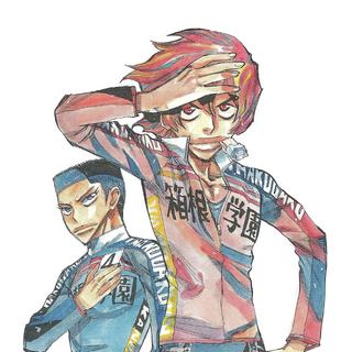 Izumida with Shinkai.