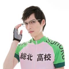 <center>Teruma as Koga Kimitaka.</center>
