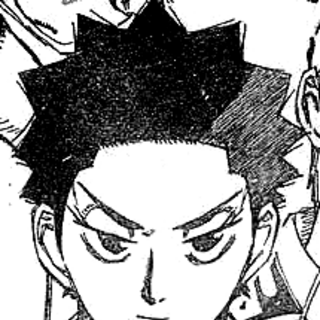 <center>Izumida's current hairstyle</center>