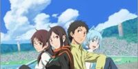 Yozakura Quartet (2008 Anime)