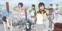 Yozakura Quartet: Tsuki ni Naku