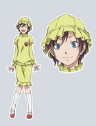 Rin Azuma appearance