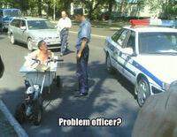 Problem-officer