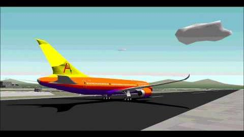 Hawaiian Airways VA Promo Video 2012
