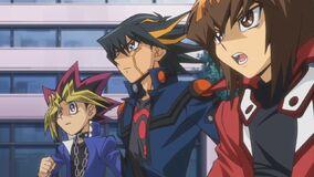 Yu-Gi-Oh! Bonds Beyond Time Screenshot 2