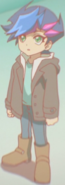 Young Yusaku