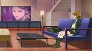 Ep006 Aoi watching Akira on TV