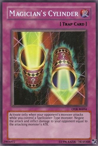 MagiciansCylinderCard