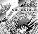 Yu-Gi-Oh! 5D's chapter listing