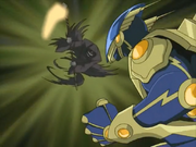 Emissary and Sparkman battle (GX14)
