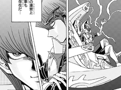 Kaiba admires Plana's strength