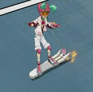 Luna's Duel Board