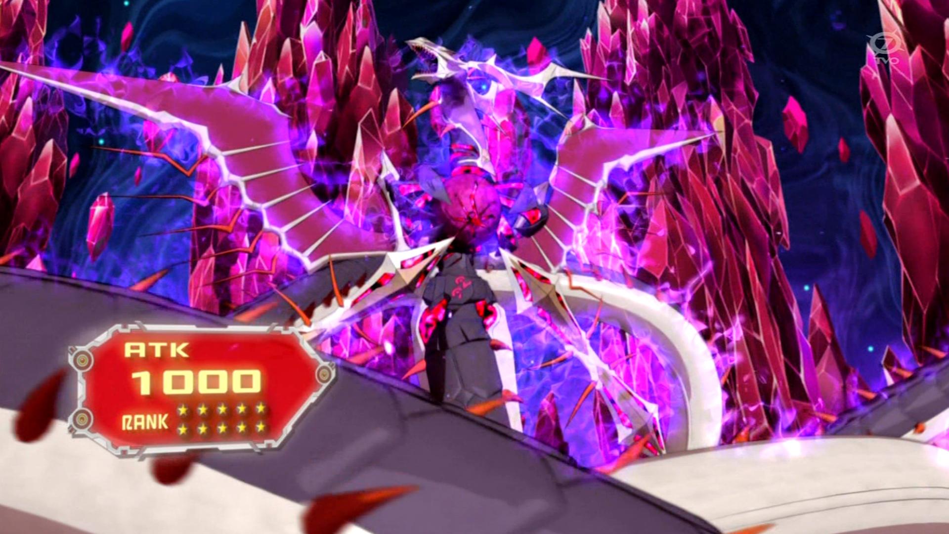 number c92 heart earth chaos dragon anime yu gi oh fandom