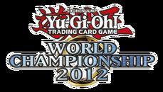 2012 World Championship logo