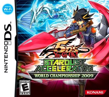<i>Yu-Gi-Oh! 5D's World Championship 2009: Stardust Accelerator</i> promotional cards