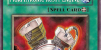 Morphtronic Rusty Engine